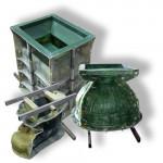 Формы стеклопластиковые для садово-парковой архитектуры (23)