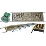 Стеклопластиковые формы для бетона