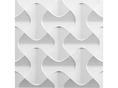 Форма для 3D панели из АБС №15