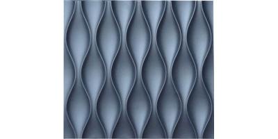Форма для 3D панели из АБС №7