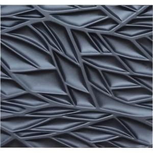 Форма для 3D панели из АБС №8
