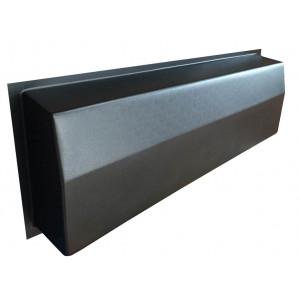 Форма для бордюра Дорожный из АБС №2 Размеры: 1000х300х100 мм