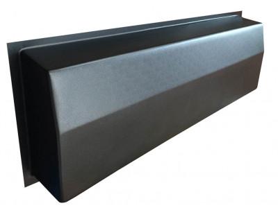 Форма для бордюра Дорожный из АБС №2-А Размеры: 1000х300х150 мм