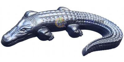 "Форма для декора ""Крокодил"" из АБС"