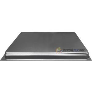 Форма для бетонного стола Гладкая №2 из АБС