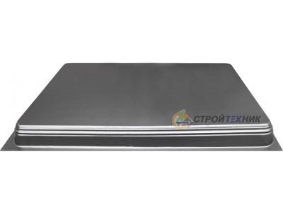 Форма для бетонного стола Гладкая №2 из АБС Размеры: 1000х650х50 мм