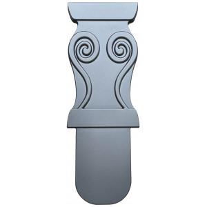 Форма для бетонного стола Ножка из АБС