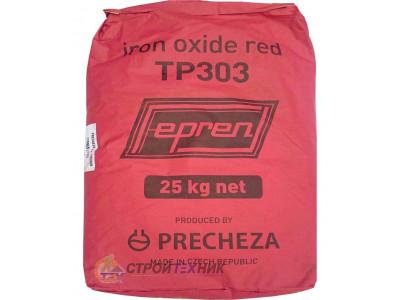 Пигмент для бетона Красный, марка ТР 303 Fepren Чехия