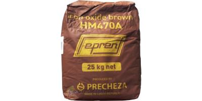 Пигмент для бетона Коричневый, марка HM-470A Fepren Чехия