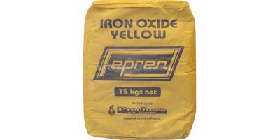 Пигмент для бетона Желтый, марка Y-710 Fepren Чехия