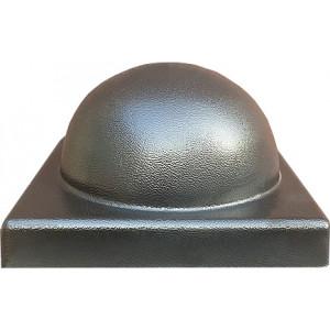 Форма для крышки столба Шар №16-1 Размеры: 160x160x125 мм