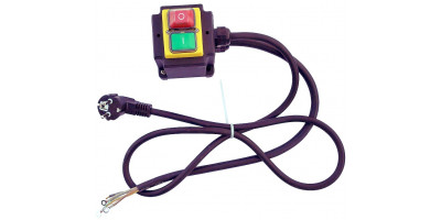 Starter with cable and plug BS-315 (220v) for concrete mixer