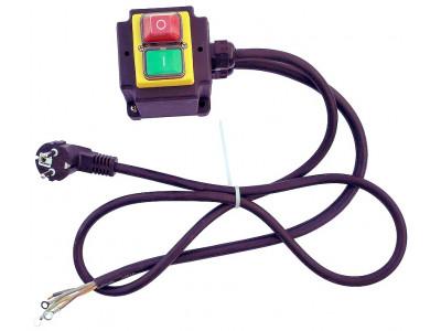 Пускатель с кабелем и вилкой БС-315 (220в) для бетономешалки