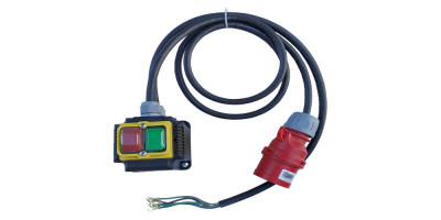 Magnetic starter for concrete mixer with cable and plug BS-315