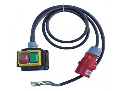 Запчасть  для бетономешалки Магнитный пускатель с кабелем и вилкой БС-315