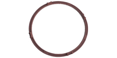 Cast Iron ring gear for concrete mixer BS-315