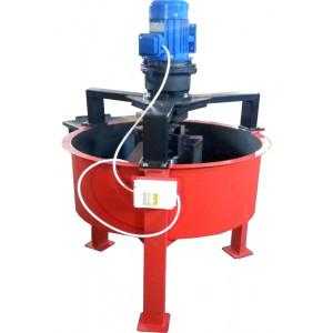 Бетонозмішувач примусовий РПП-200 Н (220 Вт)