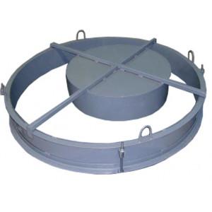 Форма кришки і дна для виготовлення бетонних кілець 2000 мм