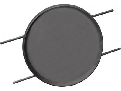 Форма крышки для бетонного канализационного люка