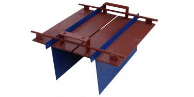 Матриця для шлакоблочного верстата СШ-2 простінки