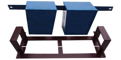 Матриця для шлакоблочного верстата СШ-1 на 2 квадрата