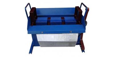 Станок для изготовления шлакоблоков СШ -1 на 1 блок
