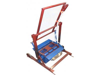 Станок для изготовления шлакоблоков СК-2 простеночных блоков