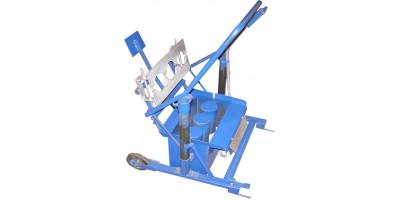 Станок для изготовления шлакоблоков СШ -1Н на 1 блок