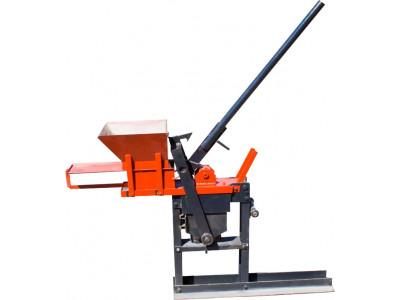 Machine for making LEGO-LEGO bricks