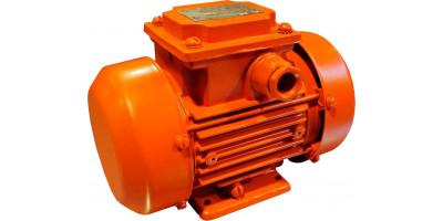 Вибратор площадочный ЭВ-320 Б, 380 В