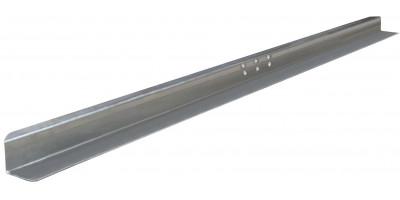 Профиль для электрической виброрейки BPE-2000 + 1000, алюминиевый 2+1 м