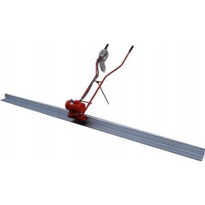 Виброрейка электрическая для бетона BPE-2000 с алюминиевым профилем 2м + 1м