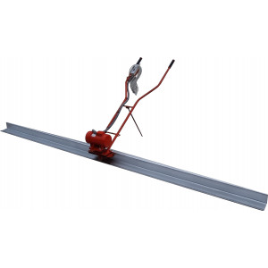 Виброрейка электрическая для бетона BPE-2500 с алюминиевым профилем 2,5 м