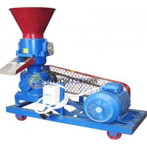 Гранулятор кормов ГУК-100 с двигателем 5,5 кВт 220 В
