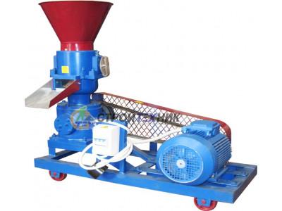 Гранулятор кормов ГУК-100 с двигателем 7,5 кВт 220 В