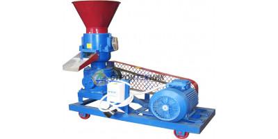 Гранулятор кормов ГУК-100 с двигателем 4,0 кВт 380 В