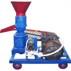 Гранулятор кормов ГУК-200 с двигателем 7,5 кВт 380 В