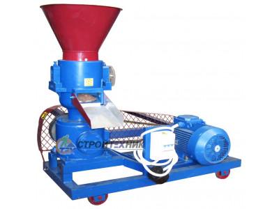 Гранулятор кормов ГУК-50 с двигателем 2,2 кВт 220 В