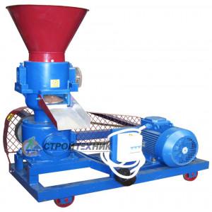 Гранулятор кормов ГУК-50 с двигателем 4,0 кВт 220 В