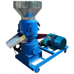 Гранулятор кормов ГУК-800 с двигателем 15,0 кВт 380 В