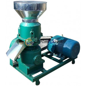 Гранулятор кормов ГУК-500 с двигателем 11,0 кВт 380 В