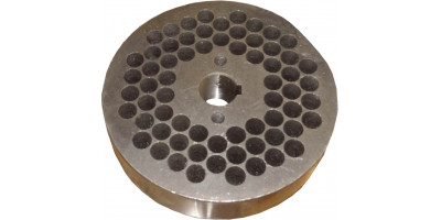 Матрица для гранулятора ГУК-100 -160 мм Ø отверстий 3,0 мм