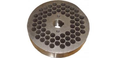 Матрица для гранулятора ГУК-100 -160 мм Ø отверстий 5,0 мм
