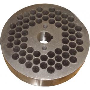 Матрица для гранулятора ГУК-100 -160 мм Ø отверстий 6,0 мм