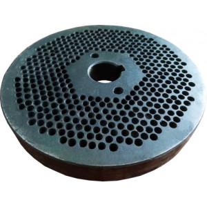 Матрица для гранулятора ГУК-200 -200 мм Ø отверстий 6,0 мм