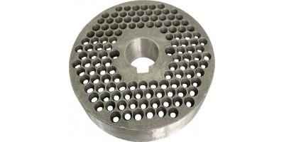 Матрица для гранулятора ГУК-50 -105 мм Ø отверстий 10,0 мм