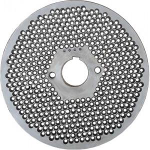 Матрица для гранулятора ГУК-500 -250 мм Ø отверстий 8,0 мм