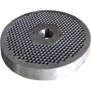 Матрица для гранулятора ГУК-800 -300 мм Ø отверстий 8,0 мм