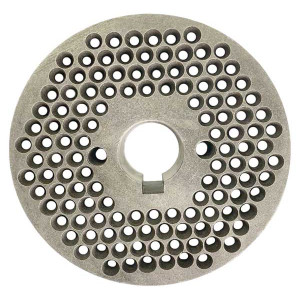 Матрица для гранулятора ГУК-50 -105 мм Ø отверстий 4,0 мм