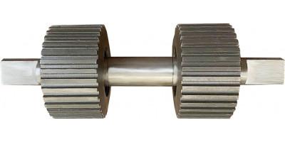 Ролики для гранулятора ГУК-500